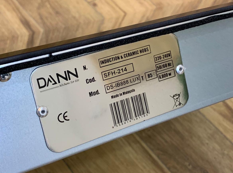 Bếp từ Dann DS-IB888 LUX - Hàng chính hãng
