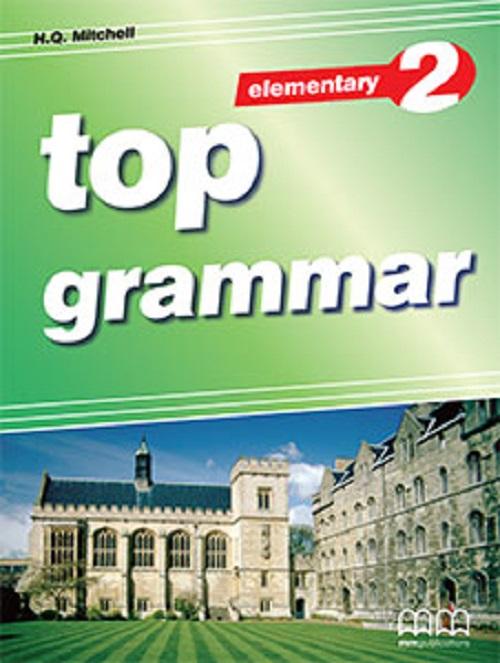 MM Publications: Sách luyện ngữ pháp Tiếng Anh - Top Grammar Elementary Sb (Br)