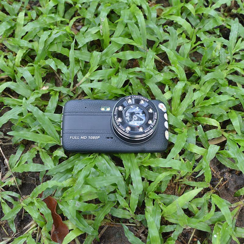 Camera hành trình Trước Sau Tích Hợp 8 Led 1080P