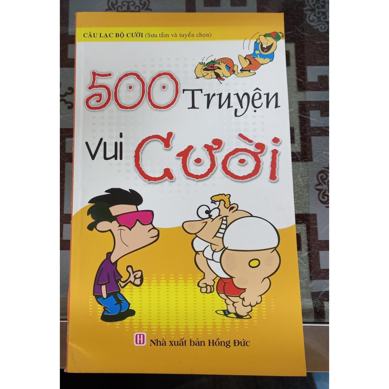 500 truyện vui cười