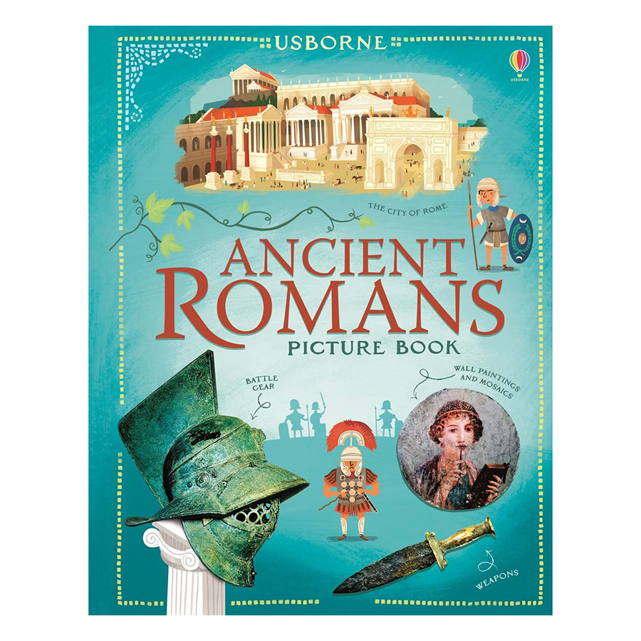 Usborne Ancient Romans Picture Book