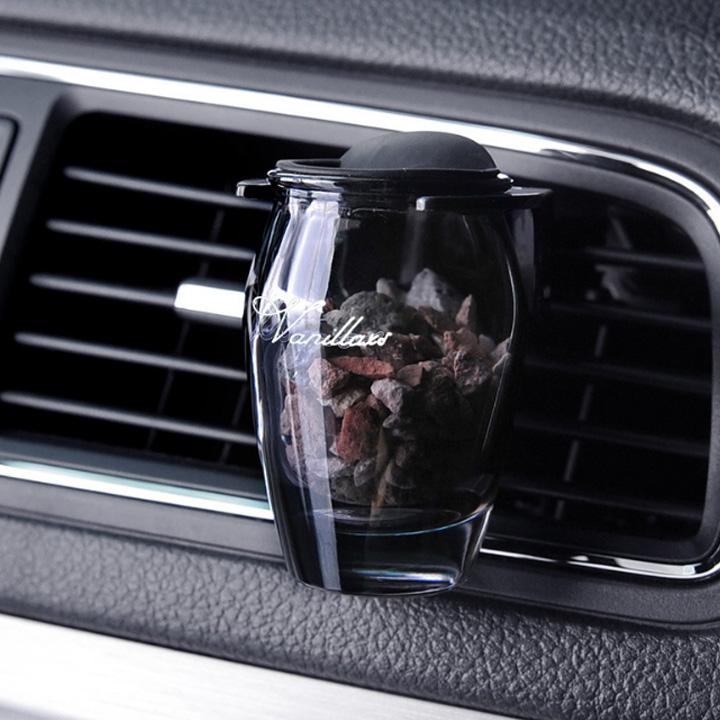 Đá thơm lọc không khí và khử mùi trên xe ô tô - Hương Vani