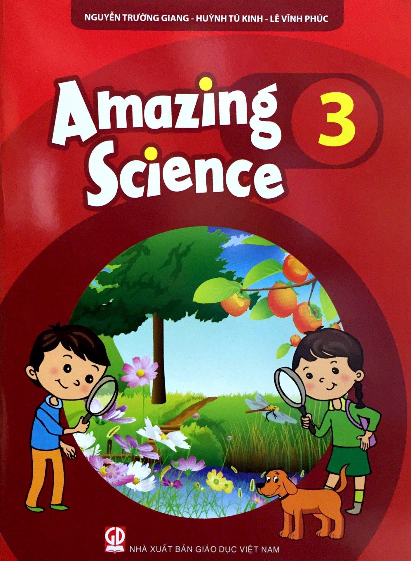 Amazing Science 3