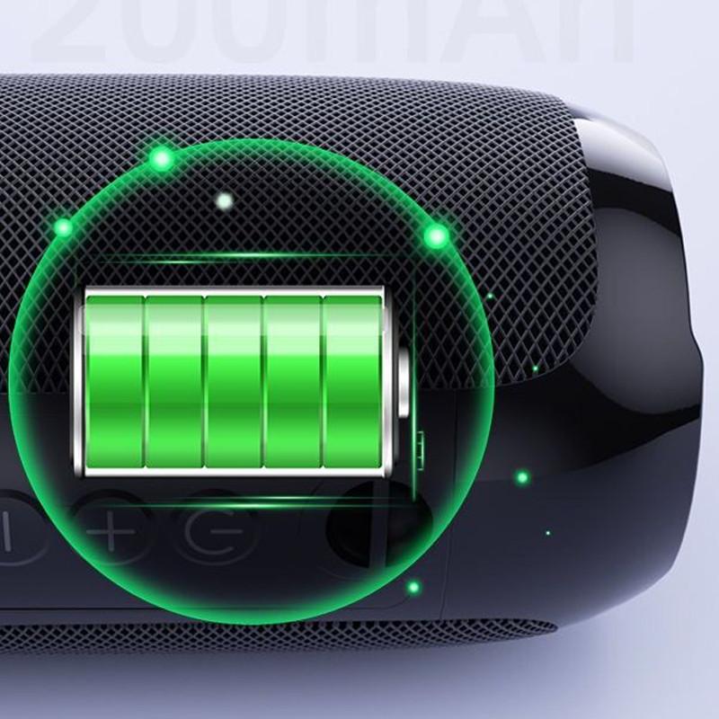 Loa Nghe Nhạc Bluetooth Hỗ Trợ Khe Cắm Thẻ Nhớ, USB - Hàng Chính Hãng