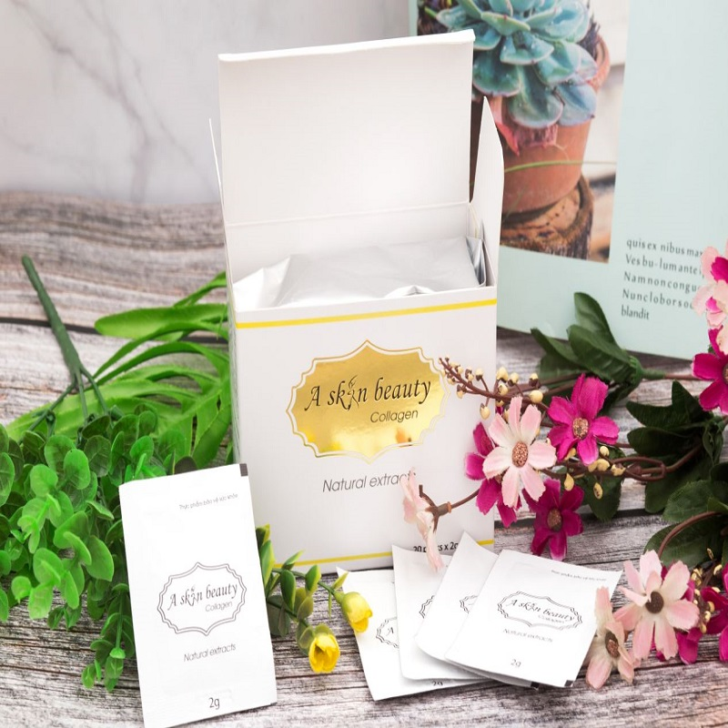 Combo 6 hộp A skinbeauty collagen