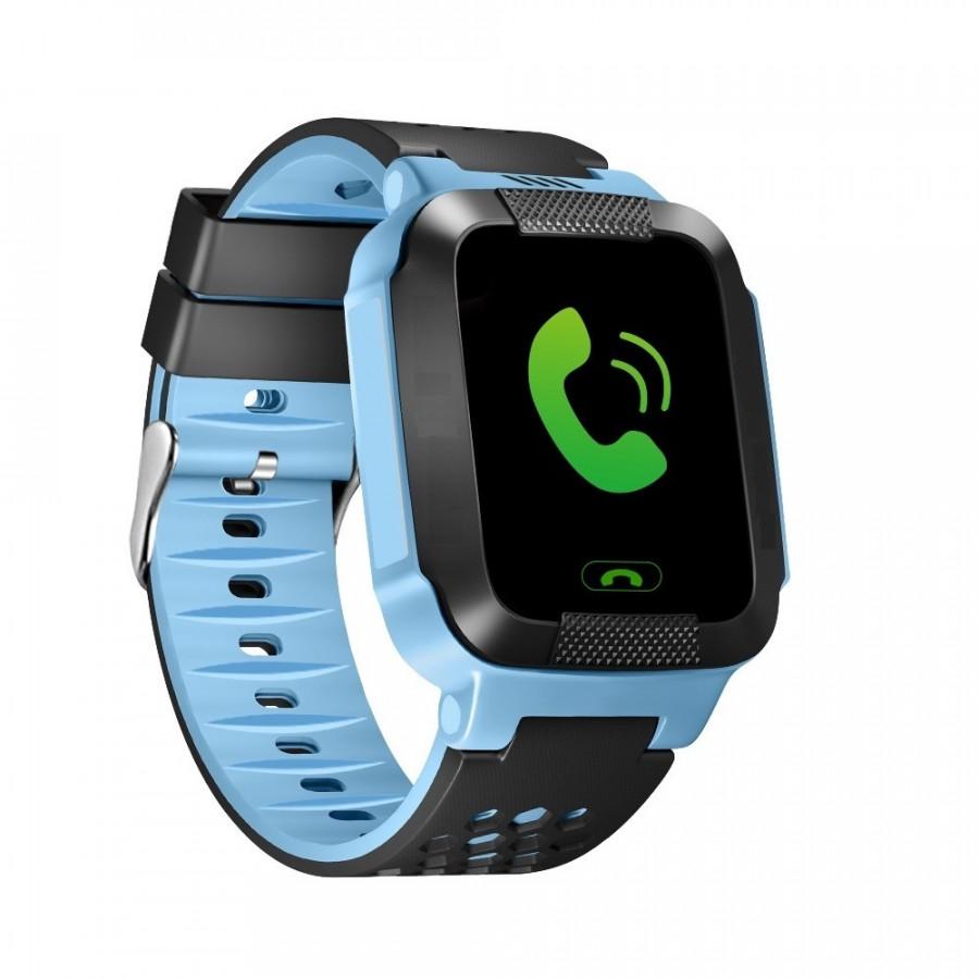 Đồng hồ định vị Trẻ em Q528 Tracker GPS Smart Watch An toàn Chính xác PF27