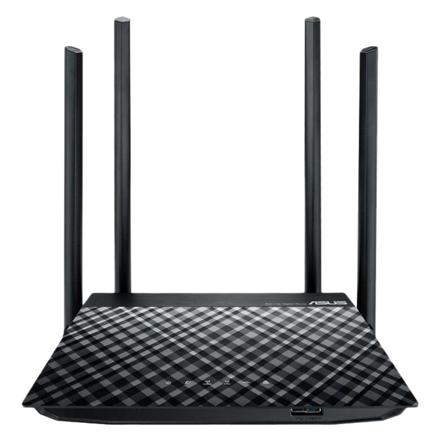 Router Wifi Asus RT-AC1300UHP Băng Tần Kép - Hàng Chính Hãng