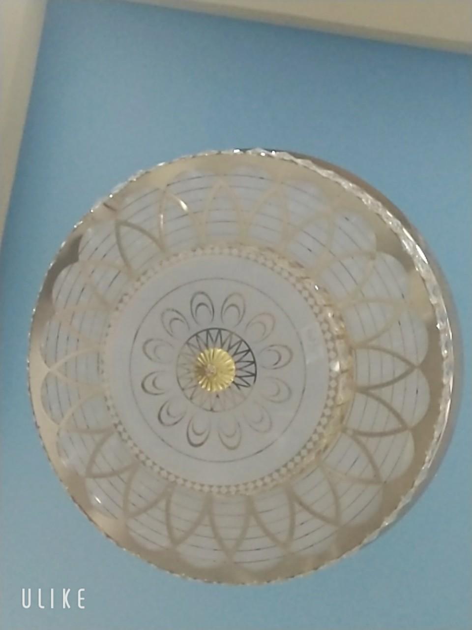 Quạt trần đèn chùm MS 6305