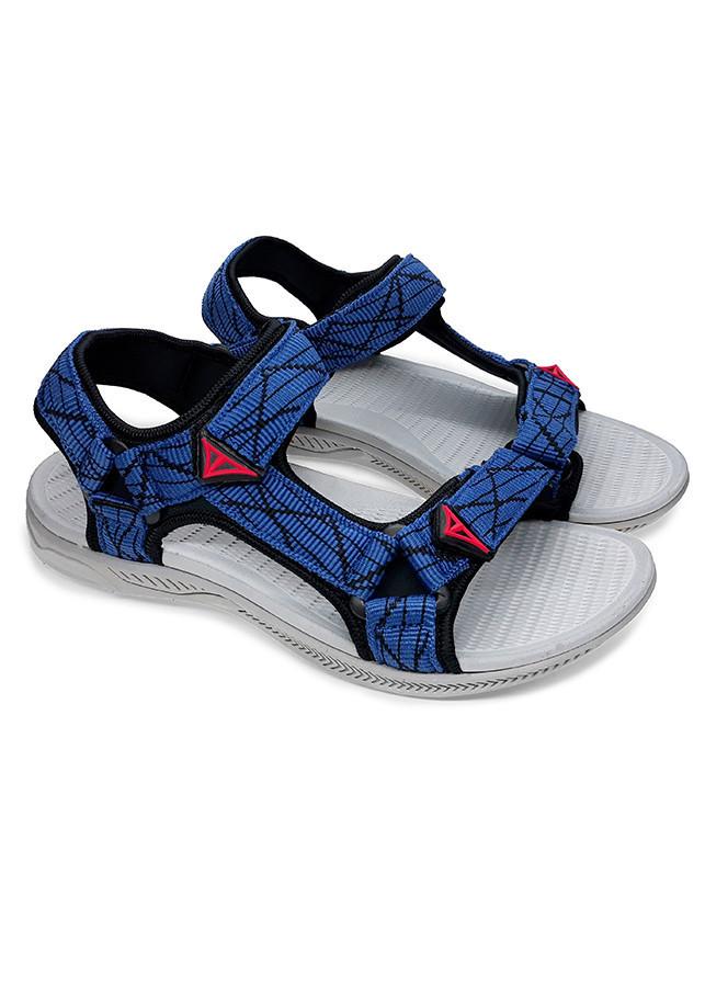 Sandal quai hậu nam Việt Thủy kiểu dáng thời trang (xanh dương) - VT05