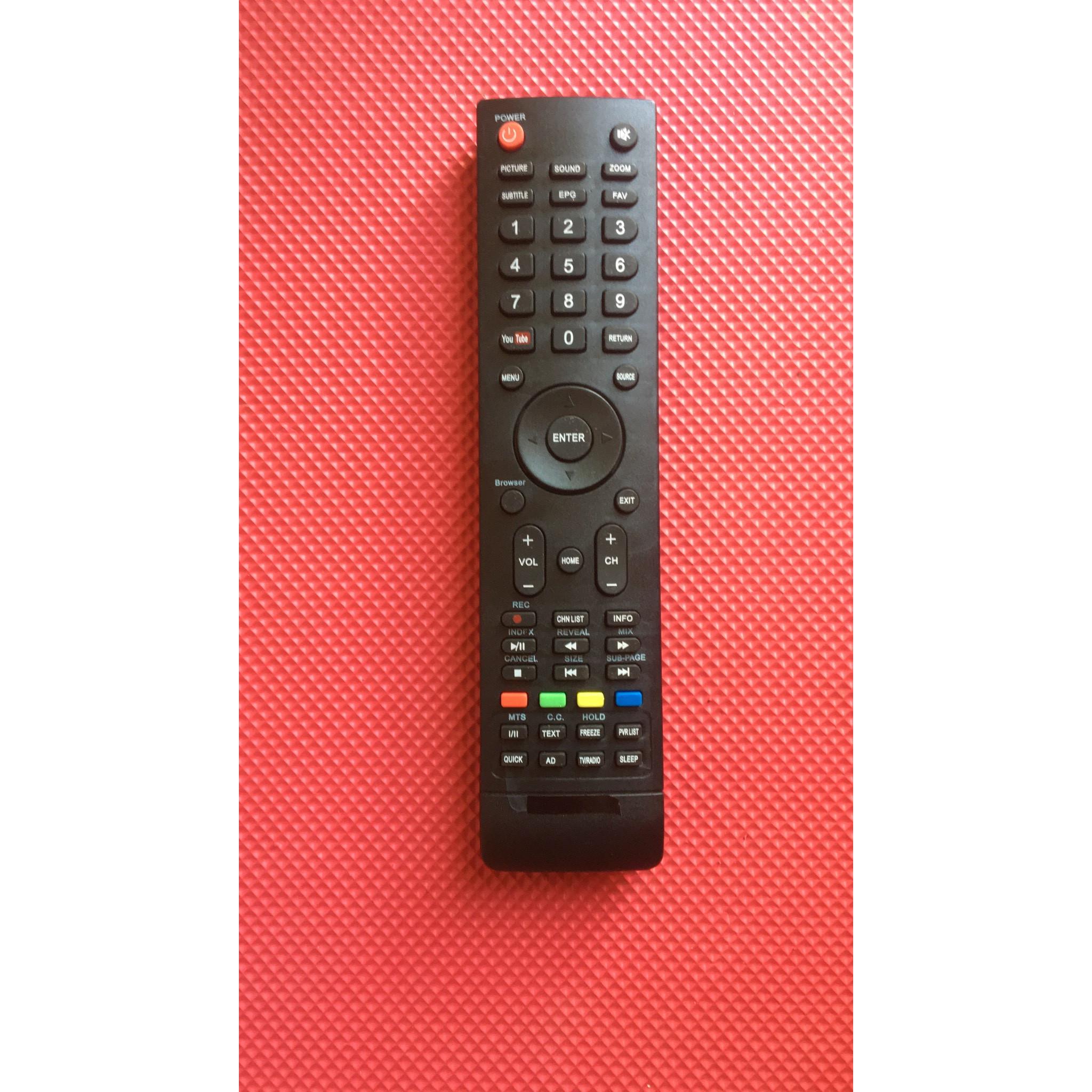 Remote Điều Khiển Dành Cho TV Skyworth