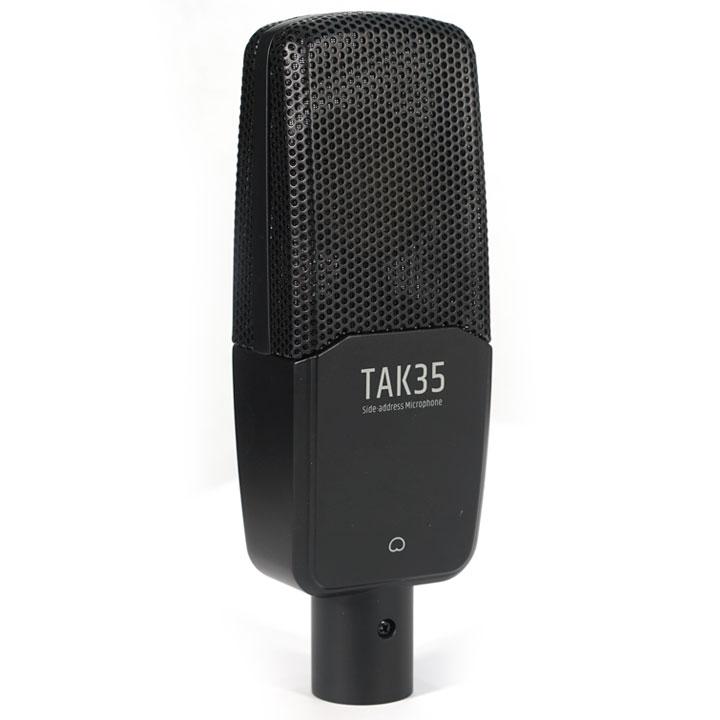 Micro thu âm condenser 48v Takstar TAK35 - Hàng Chính Hãng