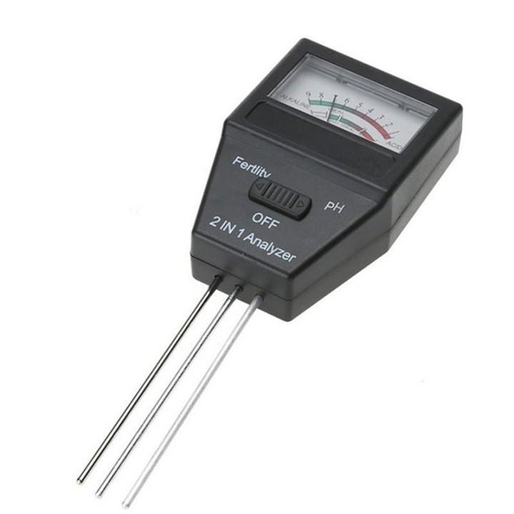 Máy đo dinh dưỡng đất, đo ph đất chính xác