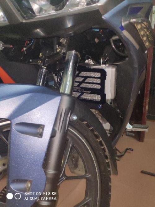 Che két nước titan dành cho xe Winner, Winner X
