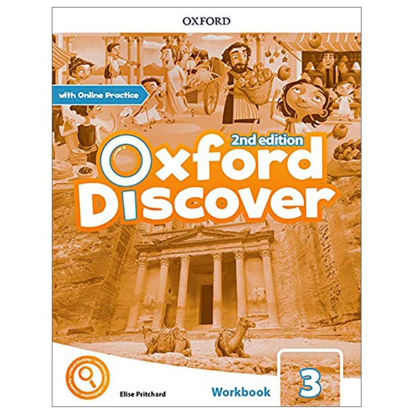 Oxford Discover: Level 3: Workbook with Online Practice - 2nd Edition