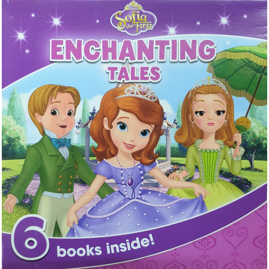 Disney Junior Sofia the First: Enchanting Tales