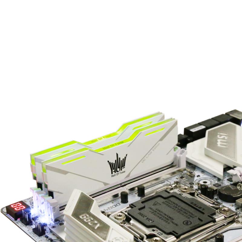 Ram Desktop Galax HOF OC Lab Arduino RGB D4-4000 16G(8G*2) C19 (HOF4CRL4BST4000M19SF162CL) - Hàng Chính Hãng