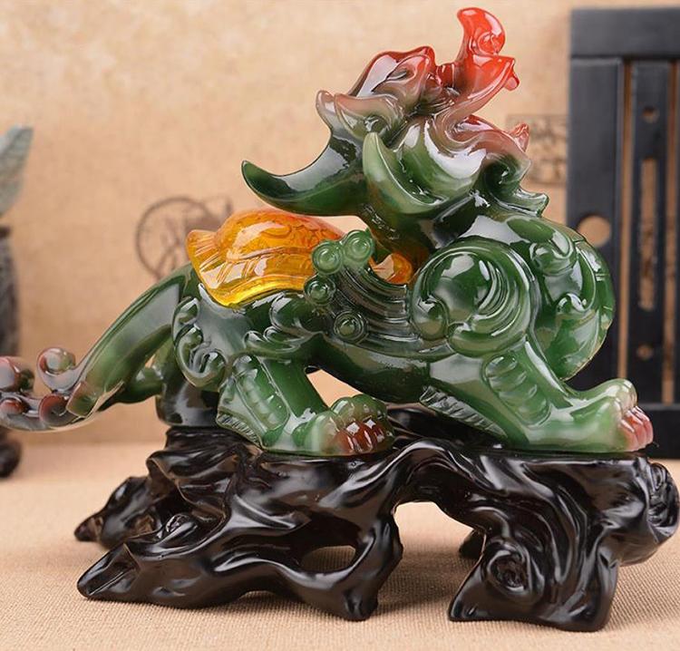Tỳ Hưu Phong Thủy 24cm