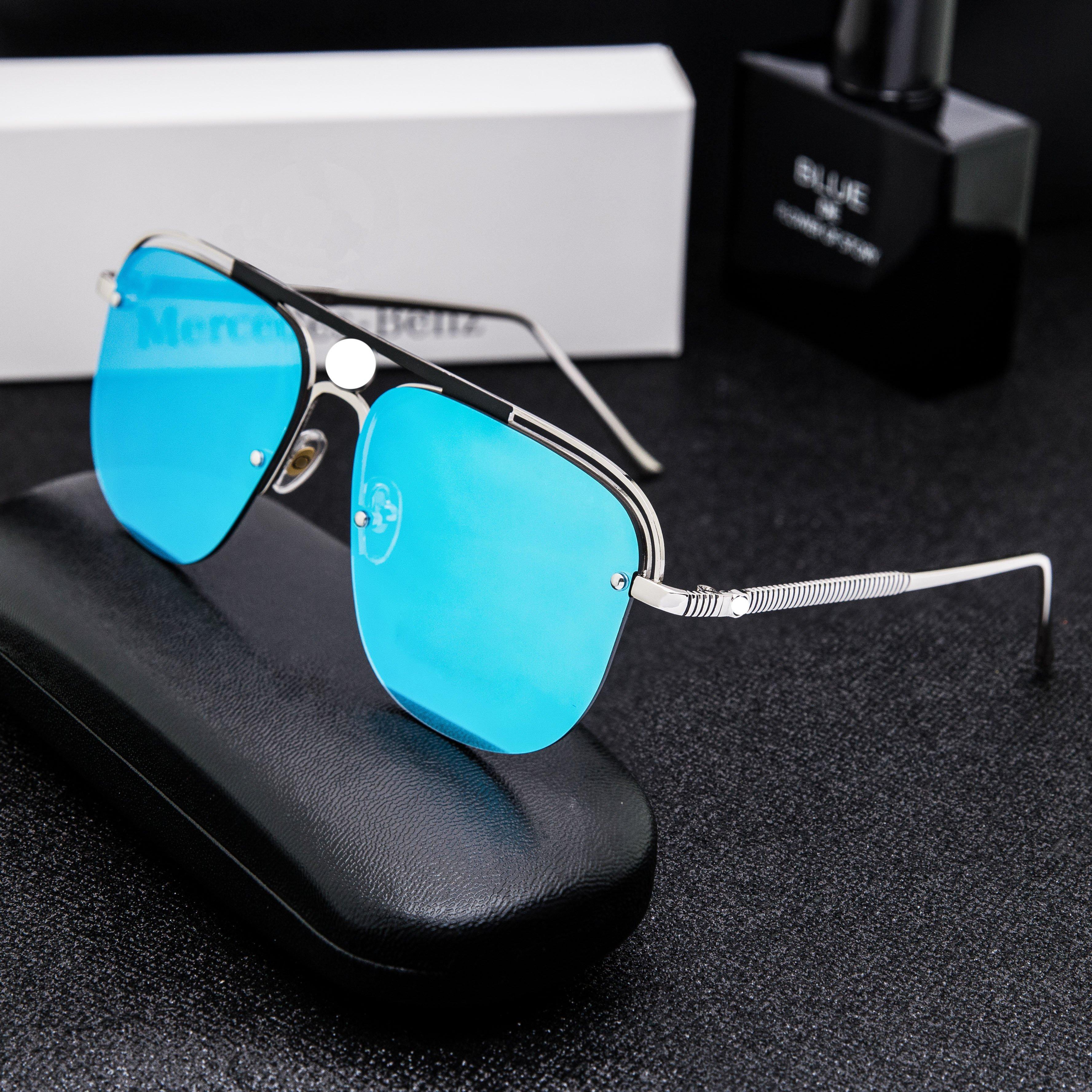 Kính mát nam thời trang chống nắng chống tia UV cao cấp - KINH5522