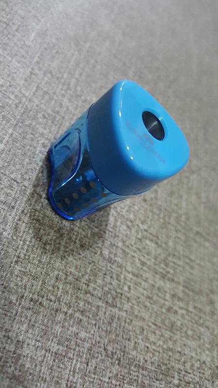 Chuốt Grip Mini Faber Castell - 183402 - Xanh Dương