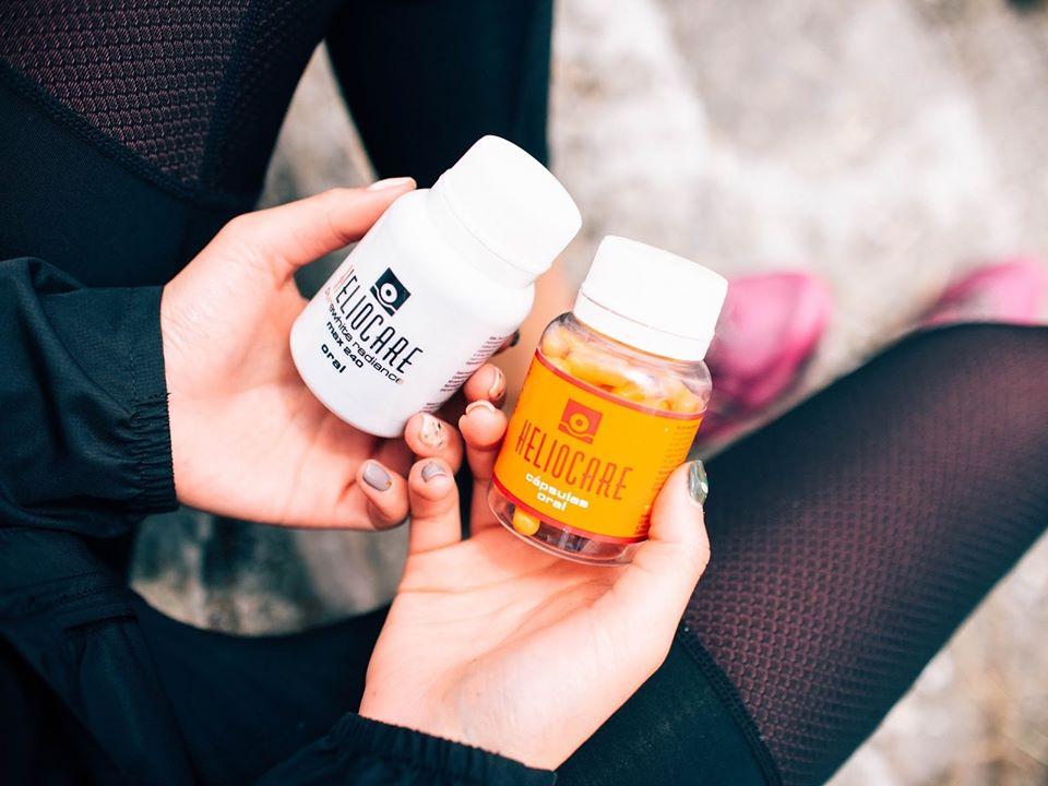 Viên uống chống nắng Heliocare Oral 60 viên (Nhập khẩu)