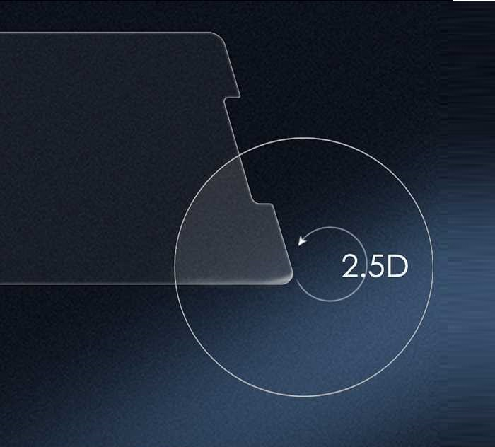 Tấm dán kính cường lực độ cứng 9H dành cho Xiaomi Mi 8 SE  - KCL01