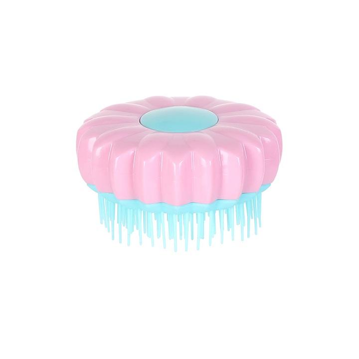 Lược chải tóc Miniso hình bông hoa (Giao màu ngẫu nhiên) - Hàng chính hãng