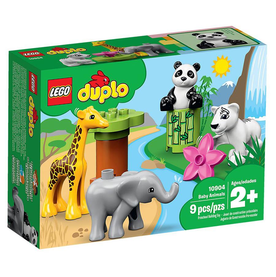 Bộ Thú Cưng Hoang Dã Của Bé Lego Duplo