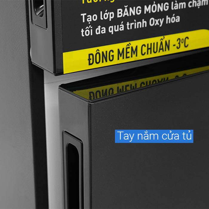 Tủ lạnh Panasonic Inverter 417L NR-BX471GPKV - Chỉ giao Hà Nội