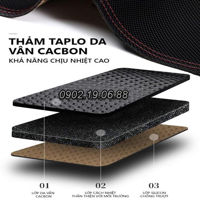 THẢM TAPLO DA VÂN CARBON  DÀNH CHO TUCSON 15-18