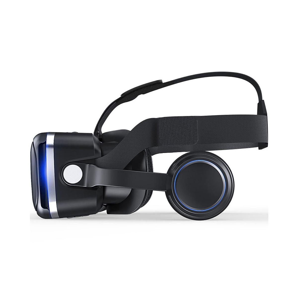 Kính thực tế ảo 3D VR Shinecon G04EA - Phiên bản Hot 2020 ,kính thực tế ảo xem phim, kính thực tế ảo chơi game - Hàng nhập khẩu