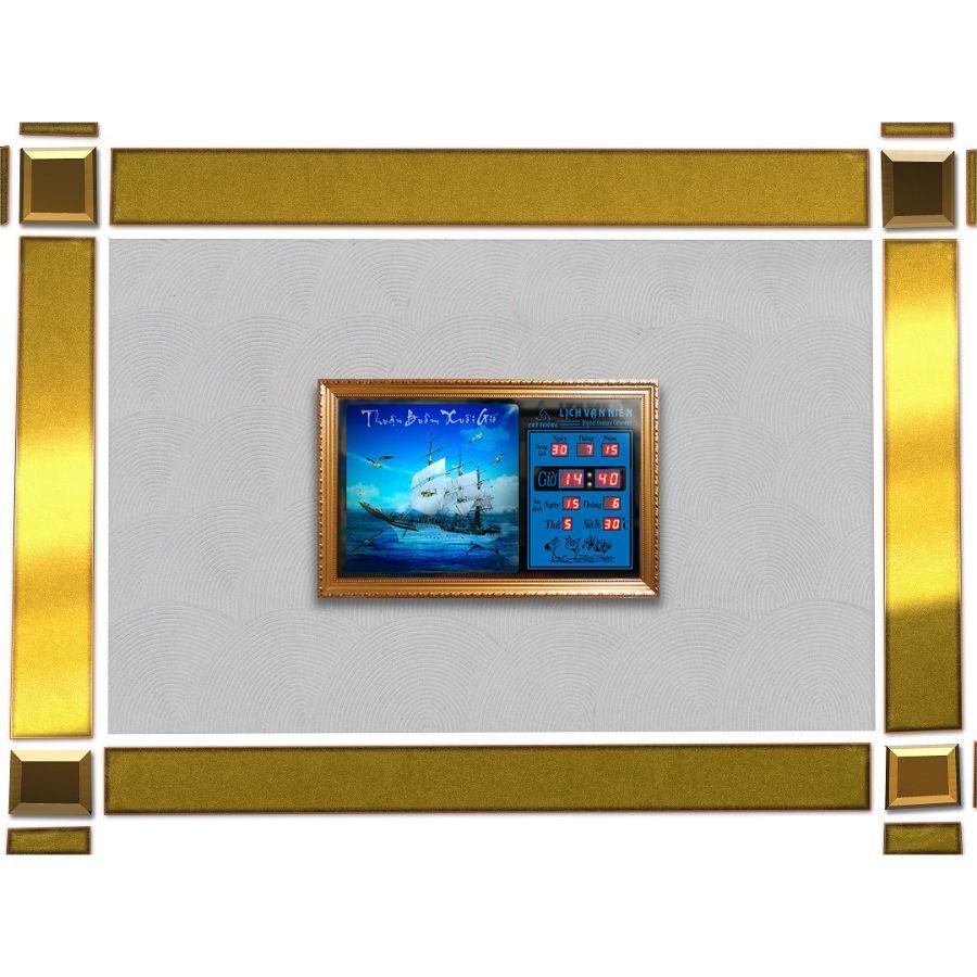 Đồng hồ lịch vạn niên Cát Tường 55402