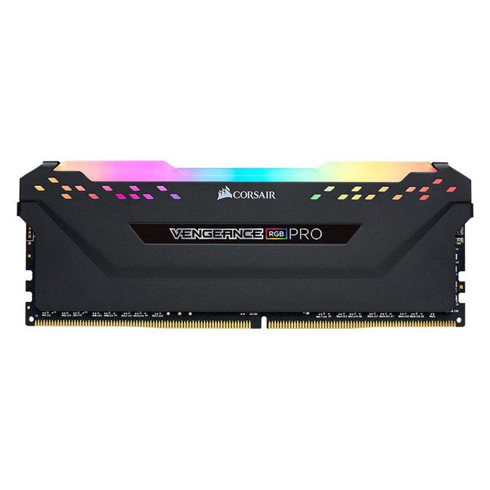 Ram PC Corsair Vengeance RGB Pro 8GB Bus 3000 DDR4 CMW8GX4M1D3000C16- Hàng Chính Hãng