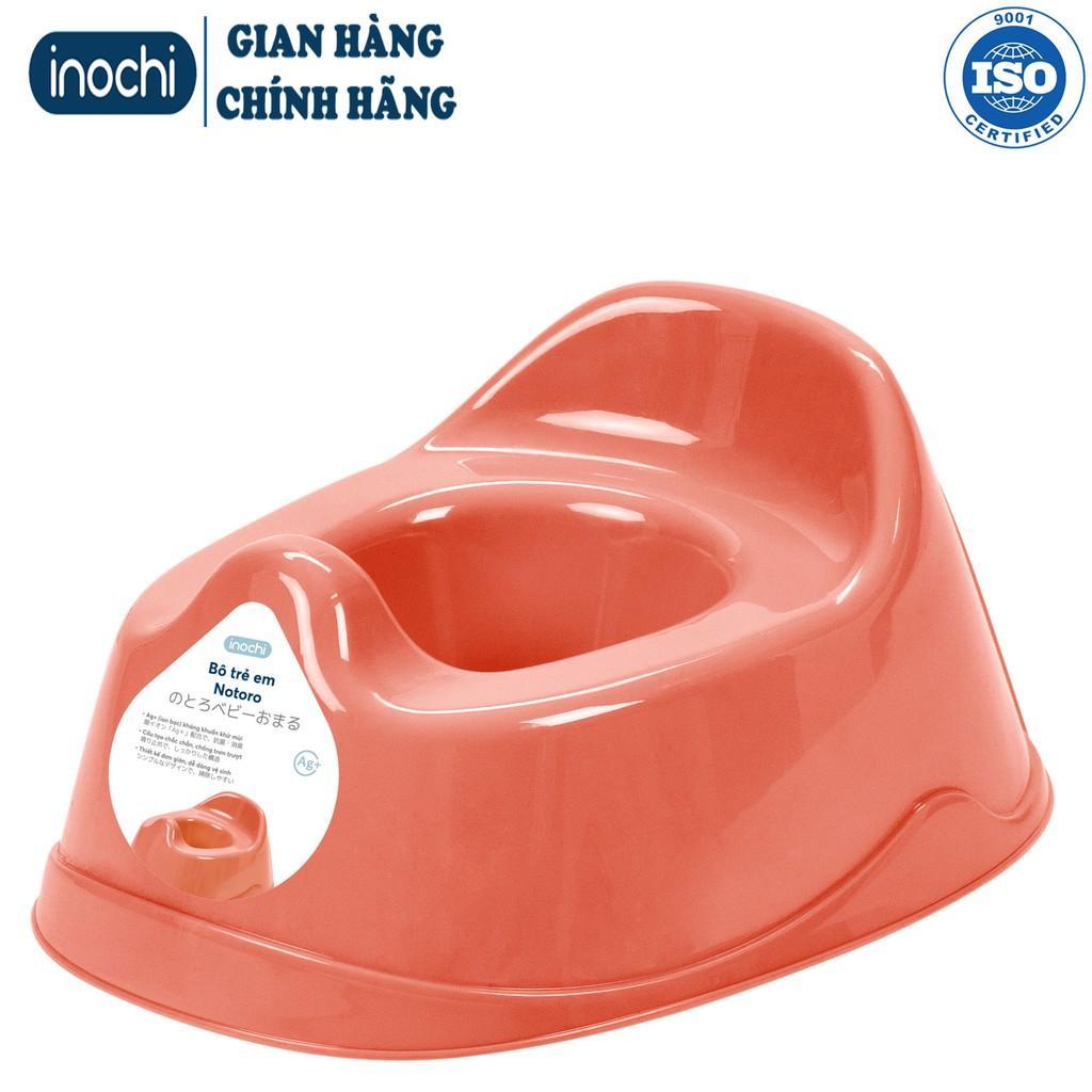 Bô trẻ em -Notoro INOCHI thiết kế dễ sử dụng với nhựa cao cấp kiểu dáng an tòa cho bé khi đi vệ sinh BONHO