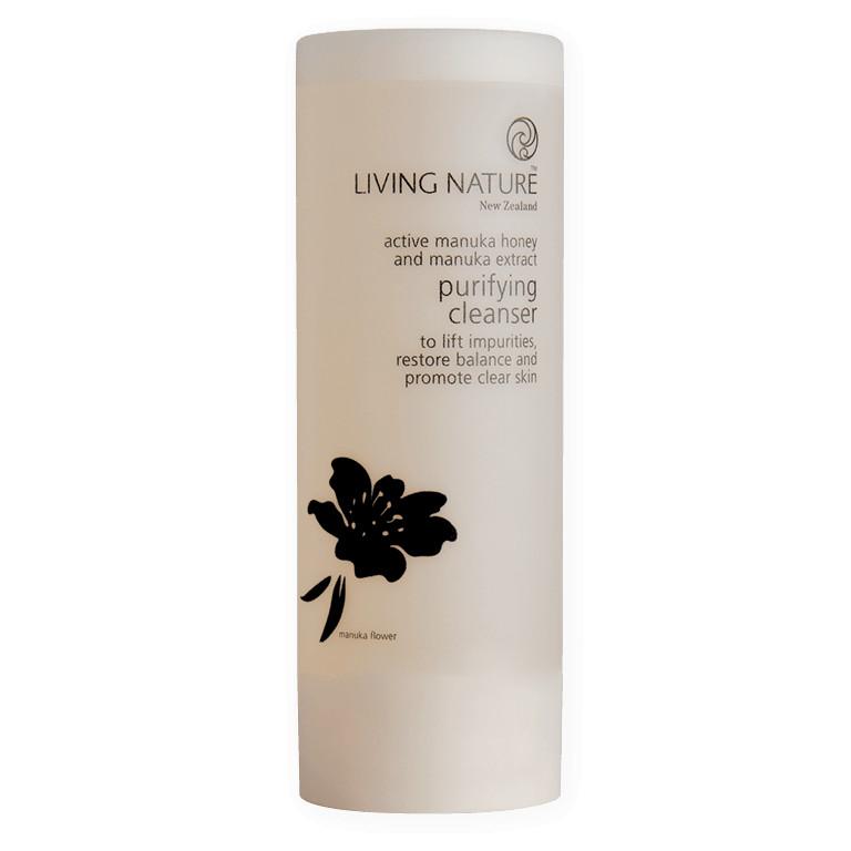 Sữa Rửa Mặt Thanh Lọc Living Nature Purifying Cleanser 100ml