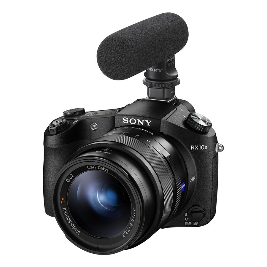 Thiết Bị Thu Âm Sony ECM-GZ1M - Hàng Chính Hãng