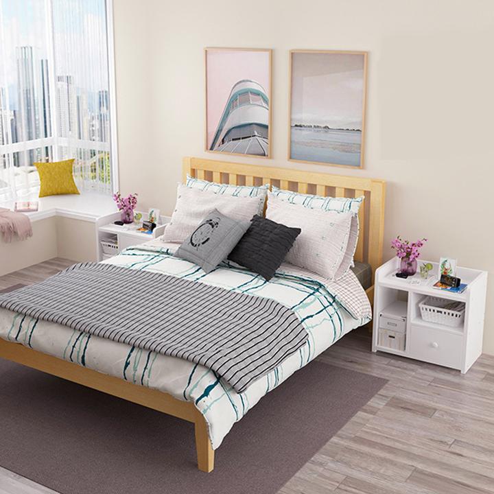 Tủ, kệ đầu giường có ngăn kéo