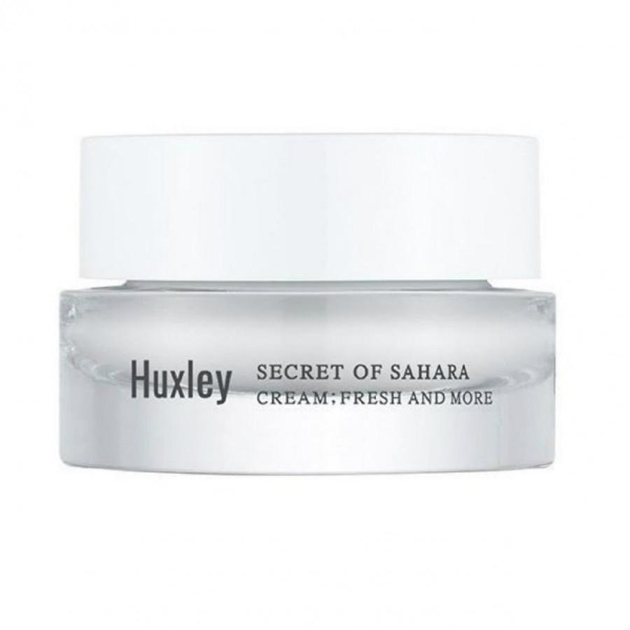Kem Dưỡng Ẩm, Sáng Da Dạng Gel Huxley Cream; Fresh And More