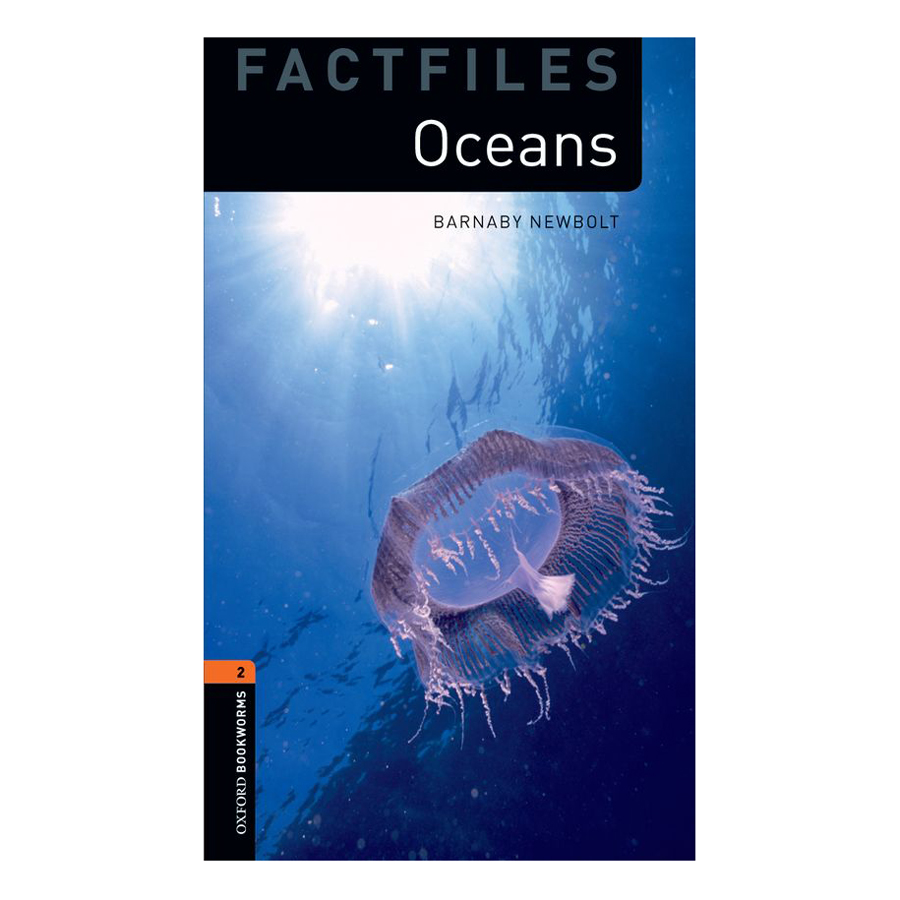 Oxford Bookworms Library (3 Ed.) 2: Oceans Factfile Audio CD Pack