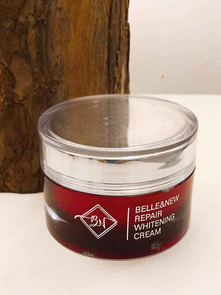 Kem dưỡng trắng  Repair Whitening cream Belle and New