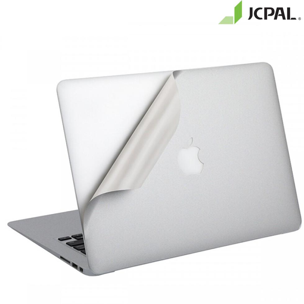 Bộ dán bảo vệ 5 in 1 cho macbook pro 16 inch 2019 thương hiệu Jcpal chính hãng