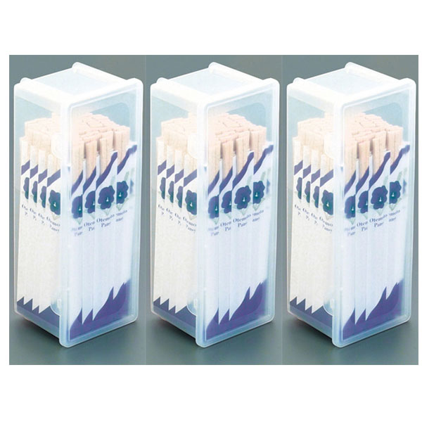 Combo 3 hộp đựng đũa thìa có nắp đậy nội địa Nhật Bản