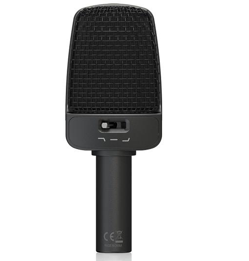 Micro Behringer B 906 - Dynamic Microphone for Instrument and Vocal Applications- Hàng chính hãng