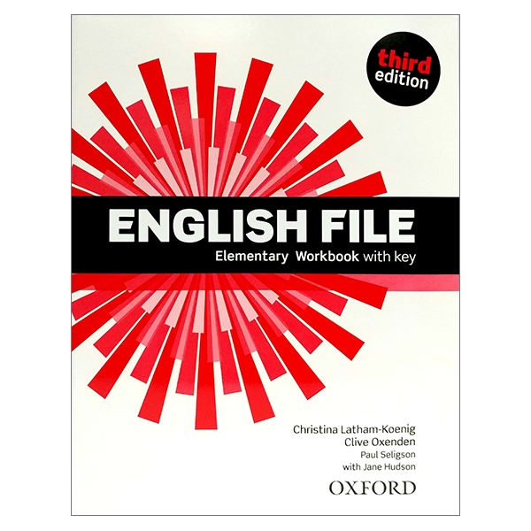English File 3E: Elementary: Workbook with Key and iChecker