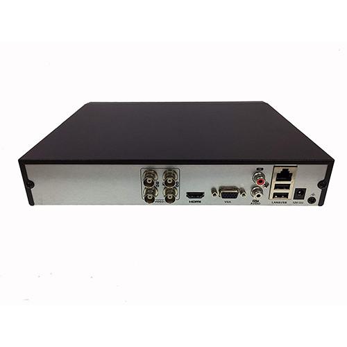 Đầu ghi hình TVI-IP 4 kênh HILOOK DVR-204G-F1(S) - Hàng chính hãng
