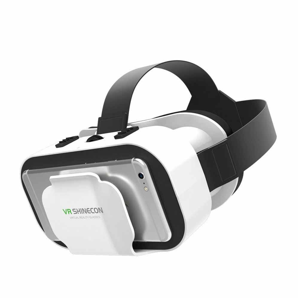 Kính Thực Tế Ảo 3D VR Shinecon Cho Smart Phone Android IOS - Hàng Chính Hãng
