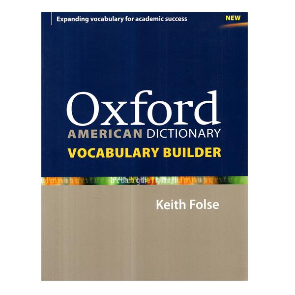 Oxford American Dictionary Vocabulary Builder