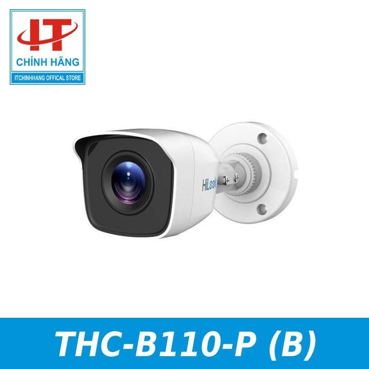 Camera HD-TVI hồng ngoại 1.0 Megapixel HILOOK THC-B110-P (B) - Hàng Chính Hãng