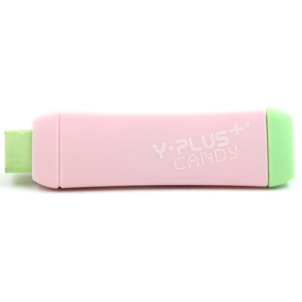 Bộ 3 Tẩy Đẩy Candy Pastel New EX130320 - Hồng Nhạt
