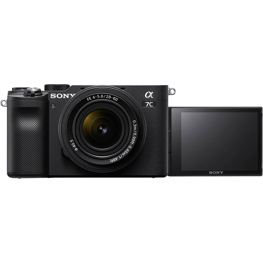 Máy ảnh Sony Alpha A7C + Lens 28-60mm -Hàng chính hãng