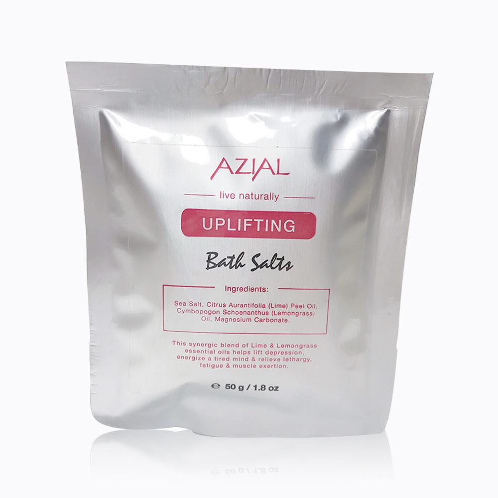 Muối tắm tinh dầu 100% thiên nhiên AZIAL Uplifting Bath Salts